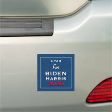 Utah Bumper Stickers Decals Car Magnets Zazzle