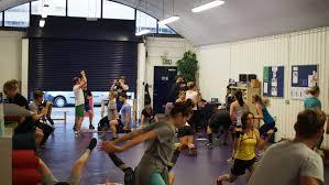 london fields fitness studio sport