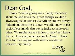 bless my family quotes quotesgram by quotesgram dear god