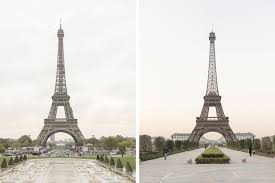 pictures of paris replica in china