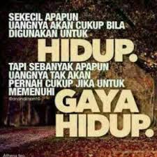 gaya hidup sederhana islamic quotes kutipan persahabatan