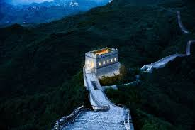 open a hotel on top of the great wall