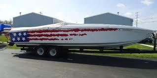 Boat Decals Custom Graphics Vinyl Registration Numbers Quick Stickers