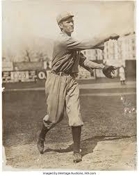 1910-11 Walter Johnson Original Photograph by Charles Conlon, | Lot #80057  | Heritage Auctions