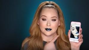 kylie jenner black metal matte lipstick