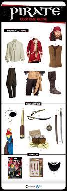 dress like a pirate costume halloween