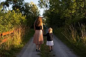 we celebrate Mothering Sunday ...