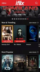 iflix (App ดูซีรีย์ และ ดูหนังออนไลน์ จาก iflix) ดาวน์โหลดAppฟรี