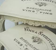 Vintage Shabby Chic Decal Transfer To Furniture Wood Hometalk