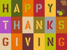 disney parks thanksgiving wallpapers