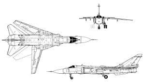 Sukhoi Su 24 Fencer The World Wars