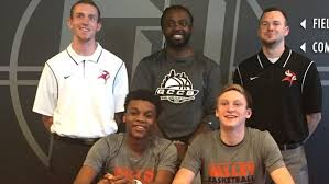 Basketball odd couple commits to MVC