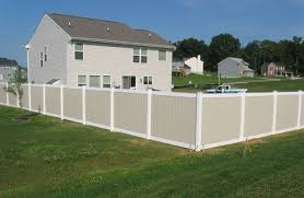 Quality Vinyl Fence Products In Spokane By All Star Fence Vinyl Privacy Fence Vinyl Fence Fence Wall Design
