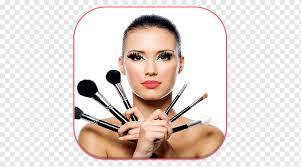 cosmetics olive skin makeup brush