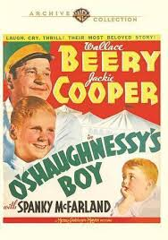 O'Shaughnessy's Boy DVD (1935) Wallace Beery, Jackie Cooper, Richard  Boleslawski | eBay
