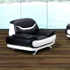 faux leather chair and a half vagas me