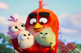 The Angry Birds Movie 2' is still cuckoo, but complex ideas unexpectedly  take flight | Local