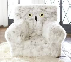 Harry Potter Hedwig Anywhere Chair Kids Armchair Pottery Barn Kids