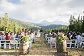 7 colorado wedding venues with lodging