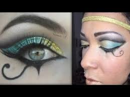 egyptian eye makeup tutorial saubhaya