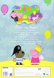Feliz Cumpleanos Peppa Peppa Pig Actividades Incluye