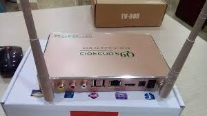 Android Tivi Box Q9S (Gold) + Tặng chuột Forter V181 trị giá 200K - Phân  phối bởi Miracles Company