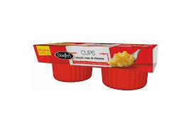 clic mac cheese cups clics