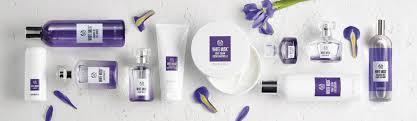 white musk fragrance range the body