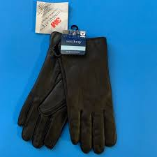 nwt 3m mens leather gloves