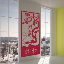 Japanese Harmony Wall Decal Style And Apply