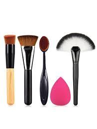 2020 cosmetic 5pcs kit of makeup