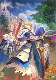 fate knights of the round table art