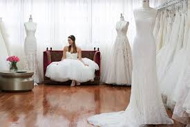 designer gowns without the wait or