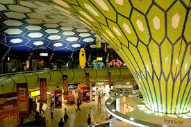 abu dhabi international airport reviews
