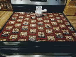 chef collection stove top cover