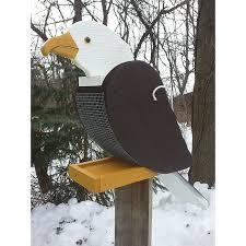 Bald Eagle Look Alike Bird Feeder Hoover Fence Co