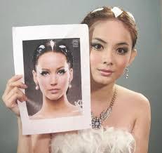 makeup tutorial look like katniss in