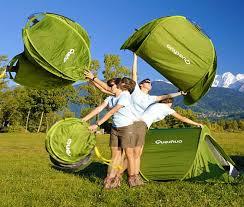 quechua decathlon 2 seconds pop up tent