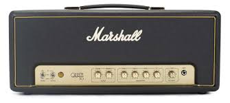 Origin50H - Marshall Origin50H - Audiofanzine
