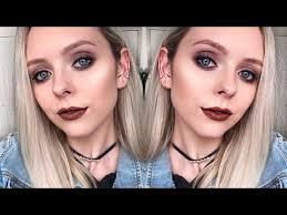 90 s grunge makeup tutorial you