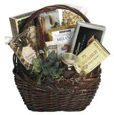 sympathy funeral gift baskets
