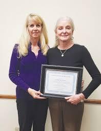 Community Counts presents Certificate of Appreciation to Alvillar   Rio  Blanco Herald Times   Serving Meeker, Rangely, Dinosaur & Northwest Colorado