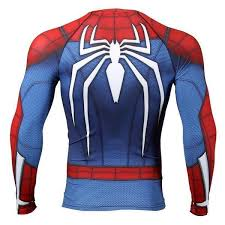 which spider man workout shirt should i