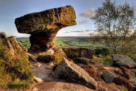 uk rock nature england yorkshire