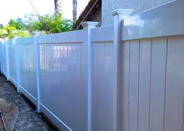 Fence Gallery Los Angeles South Bay Ca Fence Contractor J J Vinyl Fence
