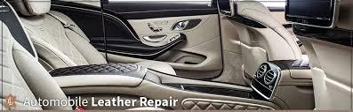 leather repair recoloring in dubai
