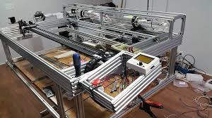 80 watt laser cutter openbuilds part