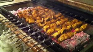 Sturgeon on a KabobMaster BBQ Grill ...
