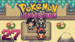play pokemon light platinum part 27