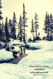 winter quotes to make your soul sparkle mom soul soothers